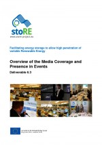Overview of the Media Coverage and Presence in Events