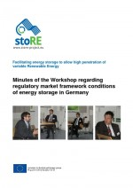 Proceedings of the National Workshop in Germany