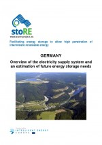 Energy Storage Needs in Germany