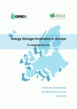 European Energy Storage Mapping