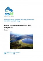 Energy Storage Needs in Ireland