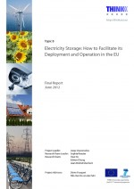 Electricity Storage: How to Facilitate its Deployment and Operation in the EU
