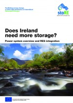 Energy Storage Needs in Ireland - Executive Summary