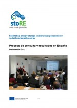 Energy Storage Action List in Spain (with summary in English)