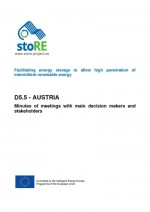 Minutes of the Meetings with Decision Makers in Austria