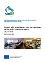 Conclusions and Proceedings of the Policy Promotion Event