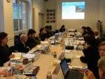 1st Advisory Board meeting in Brussels (Belgium)